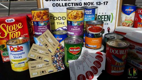 Food Drive Day 2 (Peoria